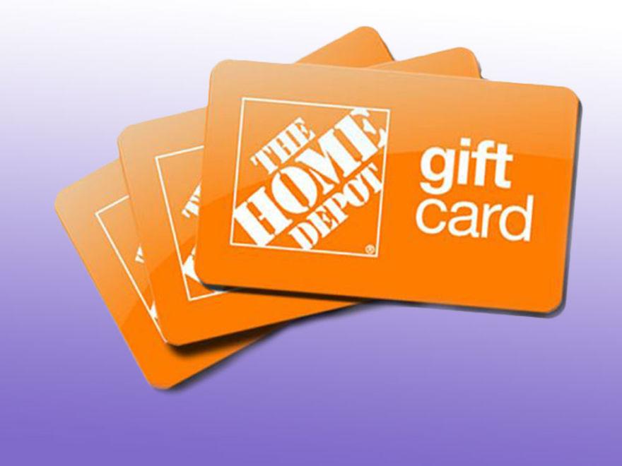 Home Depot Gift Card Balance