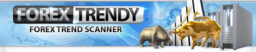 Forex Trendy Scanner