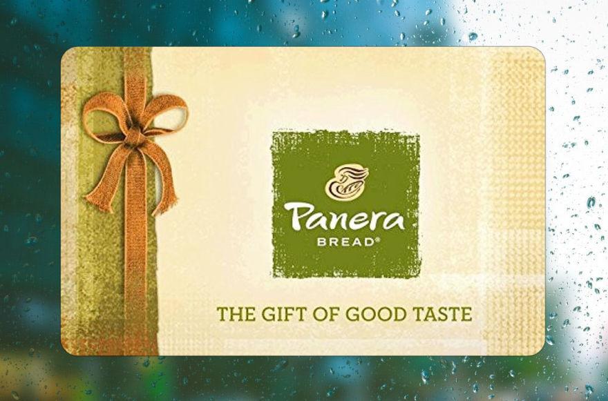 Panera Gift Card Balance